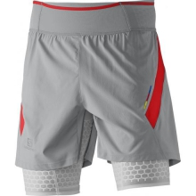 S-Lab Exo Twinskin Short M by Salomon in Oklahoma City Ok