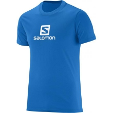 SS Logo Cotton Tee M by Salomon