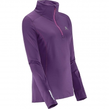 Agile 1/2 Zip Mid W by Salomon