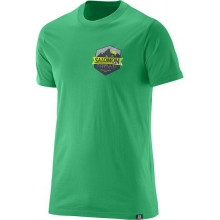 Ultimate SS Cotton Tee M by Salomon in Tarzana Ca