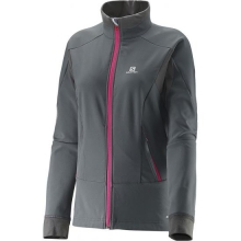 Momemtum Softshell Jacket W by Salomon in Steamboat Springs Co