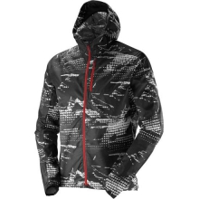 Fasting Graphic Hoodie by Salomon