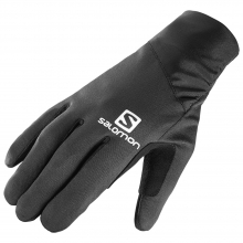 Discovery Glove M by Salomon in Red Deer Ab