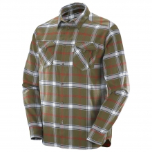 Boundless Flannel LS Shirt M by Salomon in Park City Ut