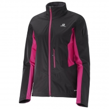 Lightning Softshell Jacket W by Salomon in Park City Ut
