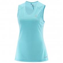 Trail Runner Sleeveless Tee W