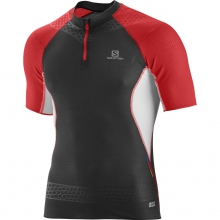 S-Lab Exo Zip Tee M by Salomon