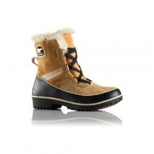 Tivoli II Boot Women's, Black Leather, 10 by Sorel