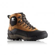 Mens Paxson Outdry Waterproof Boot - Closeout Elk/Black 12 by Sorel