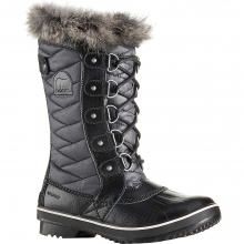 Tofino II Boots Womens (Black/Stone) by Sorel