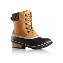 Slimpack II Lace Boots Womens (Elk/Black) by Sorel