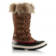 Joan of Arctic Boots Womens (Black/Stone) by Sorel