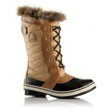 Tofino II Boots Womens (Black/Stone) by Sorel