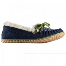 Out 'n About Slipper Women's, Collegiate Navy, 10 by Sorel