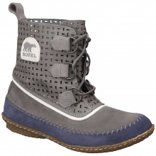 Women's Joplin Perfed Leather Boot by Sorel