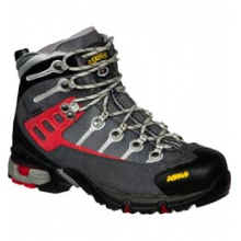 Womens Atlantis Gore-Tex Waterproof Backpacking Boot - Graphite/Stone In Size by Asolo