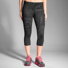 Women's Greenlight Capri by Brooks Running in Boise Id