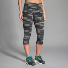 Women's Greenlight Capri by Brooks Running in Holland Mi