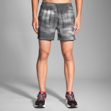 "Men's Sherpa 5"" Short by Brooks Running in Ann Arbor Mi"
