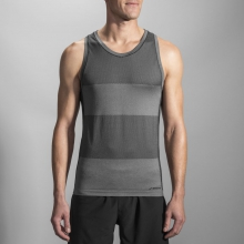 Men's Streaker Singlet by Brooks Running in Kailua Kona Hi