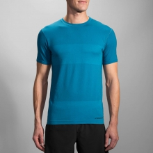 Men's Streaker Short Sleeve by Brooks Running