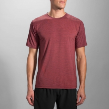 Distance Short Sleeve by Brooks Running in Forest City Nc