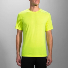 Distance Short Sleeve by Brooks Running in Monroe MI