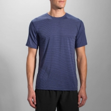 Distance Short Sleeve by Brooks Running in Kailua Kona Hi