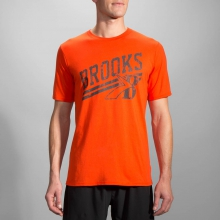 Brooks Heritage T-Shirt by Brooks Running in Delray Beach Fl