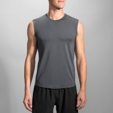 Men's Steady Sleeveless by Brooks Running