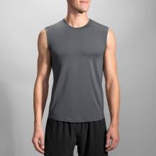 Men's Men's Steady Sleeveless by Brooks Running in Los Altos CA