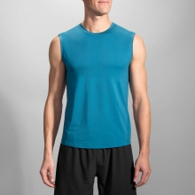 Men's Steady Sleeveless by Brooks Running in Hilo Hi