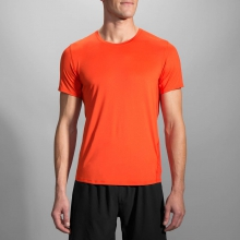 Men's Steady Short Sleeve by Brooks Running in Austin Tx