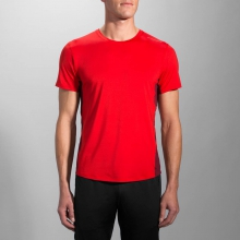 Steady Short Sleeve by Brooks Running in New York Ny