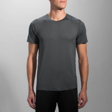 Men's Steady Short Sleeve by Brooks Running in Ann Arbor Mi