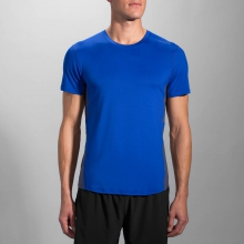 Steady Short Sleeve by Brooks Running in Charlotte NC