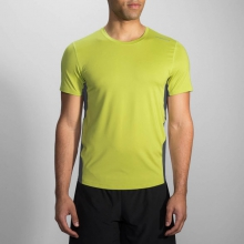 Men's Steady Short Sleeve by Brooks Running in Ridgefield CT