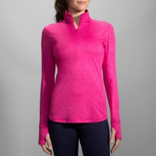 Women's Dash 1/2 Zip by Brooks Running in Logan Ut