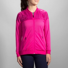 Women's Run-Thru Jacket by Brooks Running
