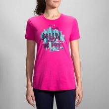 Women's Happy Place Tee by Brooks Running