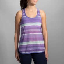 Women's Ghost Racerback by Brooks Running in Hilo Hi