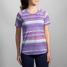 Women's Ghost Short Sleeve by Brooks Running in New York Ny