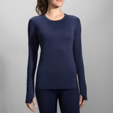 Steady Long Sleeve by Brooks Running in Lenox MA