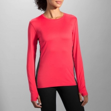 Steady Long Sleeve by Brooks Running in Omaha Ne
