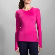 Steady Long Sleeve by Brooks Running in Charlotte NC