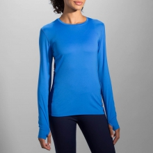 Steady Long Sleeve by Brooks Running in Grosse Pointe MI