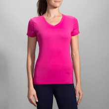 Steady Short Sleeve by Brooks Running in Encino Ca