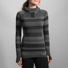 Women's Streaker Hoodie by Brooks Running