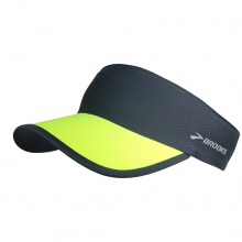 Run-Thru Visor by Brooks Running in Brick NJ
