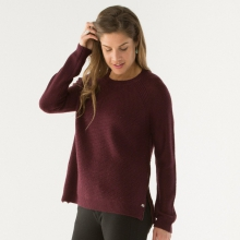 - CABIN SWEATER - X-SMALL - Mulberry by Carve Designs
